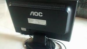 Monitor Lcd Aoc 19 Pulgadas