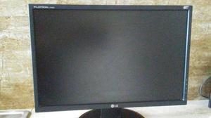 Monitor Lg Flatron, Modelo L194ws- En Perfecto Estado