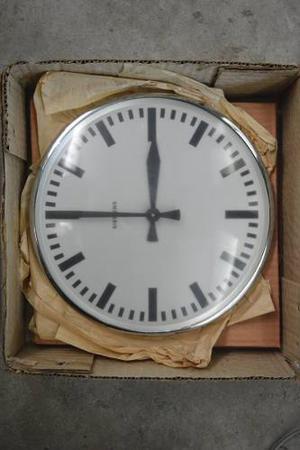 Reloj Antiguo Siemens De 24v