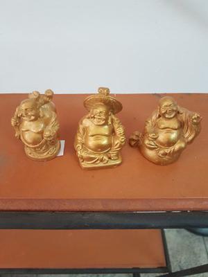 Buda De La Prosperidad Feng Shui Trio Lamico