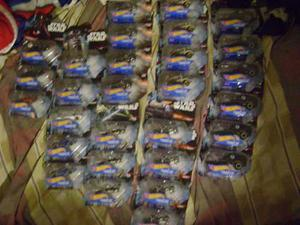 Carritos Hotwheels De Star Wars En Caja De 12 Und