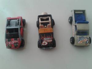 Carros/camionetas Hot Wheels (3)