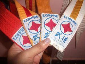 Cintas De Karate Lopfre
