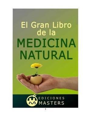 Ebook El Gran Libro De La Medicina Natural Pdf