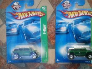 Hotwheels Treasure Hunt Special Y Regular En13mil Elpar