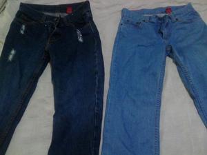 Jeans Usados Marca Usa Jeans Talla 14