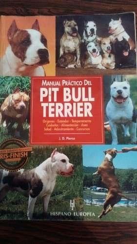 Libro De Perros Apt Pitbool