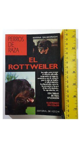Libro Fisico El Rottweiler Mascotas Perros