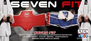 Peto Para Taekwondo Talla 0 Sevenfit
