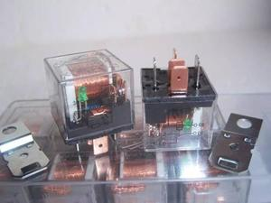 Relay Rele Relex Transparente 5 Patas 80amp 12v Con Led