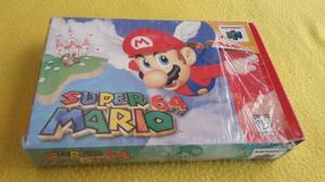 Super Mario 64 Nintendo Todo Original La Mejor Oferta Gana