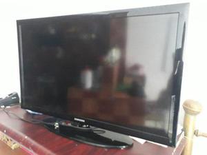 Tv. Samsung. 32 Pantalla Mala. En Remate. Para Repuesto