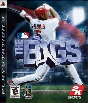 Beisbol En Ps3 - Cd En Fisico Nuevo Y Sellado