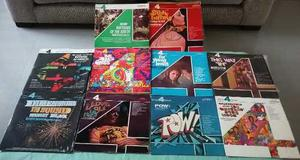 Discos De Vinyl Lp Acetato Kit 01