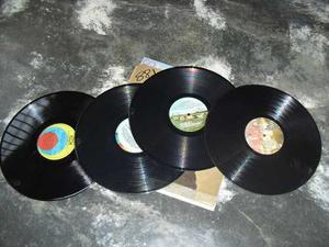 Discos Lp, Vinil, Long Plays Para Decoracion Y Manualidades