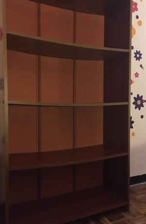 Estante O Biblioteca De Madera
