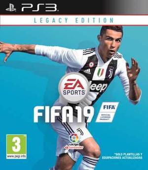 Fifa 19 Digital Para Playstation 3 Ps3 Instalación En