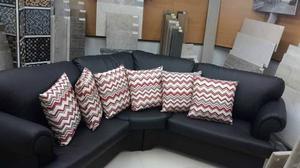 Juego De Recibo Mueble Sofa Modular Poltrona Modelo Preboli