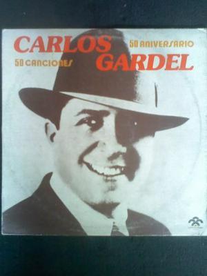 Lp.carlos Gardel.50 Aniversario.tango Argentino