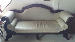 Mueble Tipo Diván En Madera De Cedro