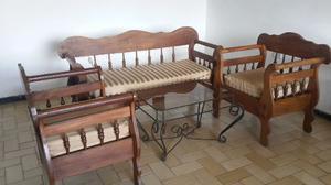 Muebles De Samán