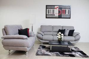 Muebles, Sofá, Modular, Recibo, Juego De Sala, Genova