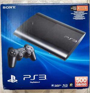 Playstation 3 Ps3 + 2 Controles + 12 Juegos