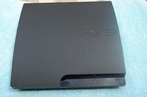 Playstation 3 Slim 320 Gb 3 Controles + 9 Juegos + Accesorio