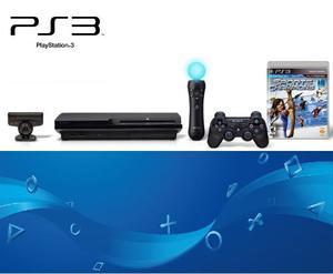 Ps3 Consola Playstation 3 Slim 320gb Con Su Caja