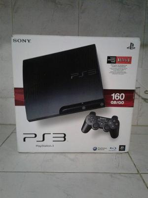Se Vende Consola De Play Station 3