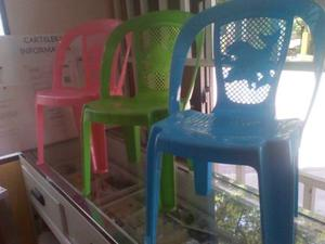 Sillas Plasticas Para Niños