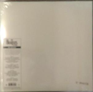 The Beatles White Album Vinyl 180 Grs