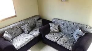 Vendo Juego De Muebles Y Centro De Mesa