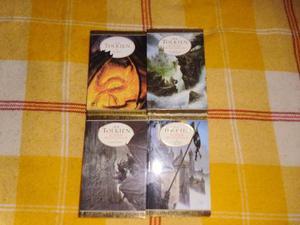 Colección Completa Del Señor De Los Anillos