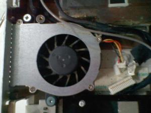 Fan Cooler Mg-101a3 C A N A I M A Letras Azul,en980.s Usado