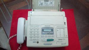 Fax Panasonic,copiadora Mod. Kx.fm 220 Papel Bond
