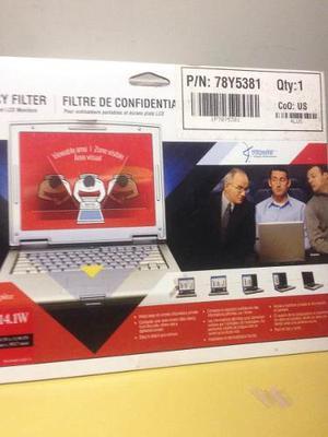 Filtro De Privacidad Para Laptop 3m, Medida 14.1 Widescreen