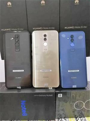 Huawei Mate 20 Lite 4+64 4g+lte 6.3'' Fhd Dual Camara