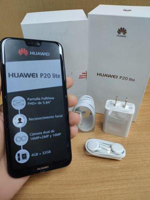 Huawei P20 Lite / Nuevos / Garantia / Tienda Fisica /