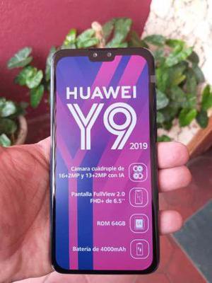 Huawei Y9 2019 64gb 6.5 Pulgadas Nuevos