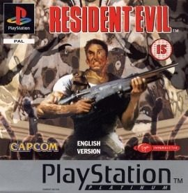 Juego Play 1 Resident Evil 1