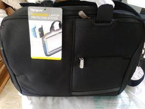 Maletin Ejecutivo Porta Laptop De 15.6 Targus - Color Negro