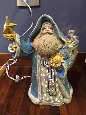 Muñeco De Espíritu De La Navidad Iluminado