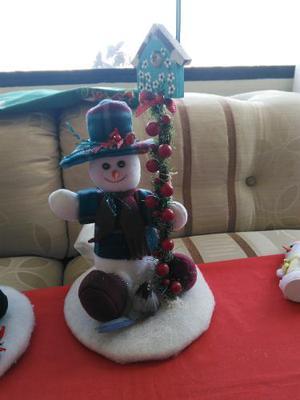 Muñeco De Navidad Hermoso!!