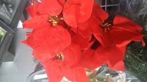 Ramo De Flores De Navidad 7 Flores El Ramo