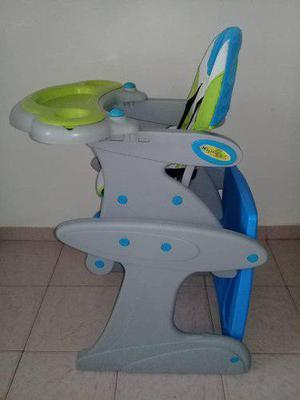 Silla Master Kids Convertible En Mesa De Tarea