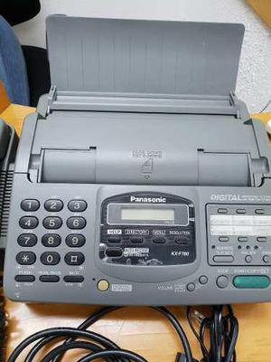 Telefono Fax Panasonic Kx F780 Usado Impecable