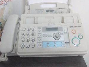 Telefono Fax Panasonic Kx Fp701