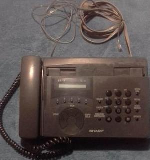 Telefono Fax Sharp Ux-44