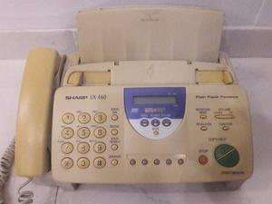 Telefono Fax Sharp Ux-460